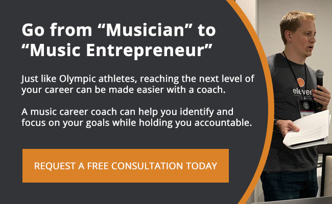 Learn more about Eleven's Music Career Coaching Services
