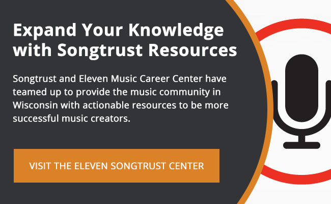 Free Actionable Resources for Wisconsin from Songtrust