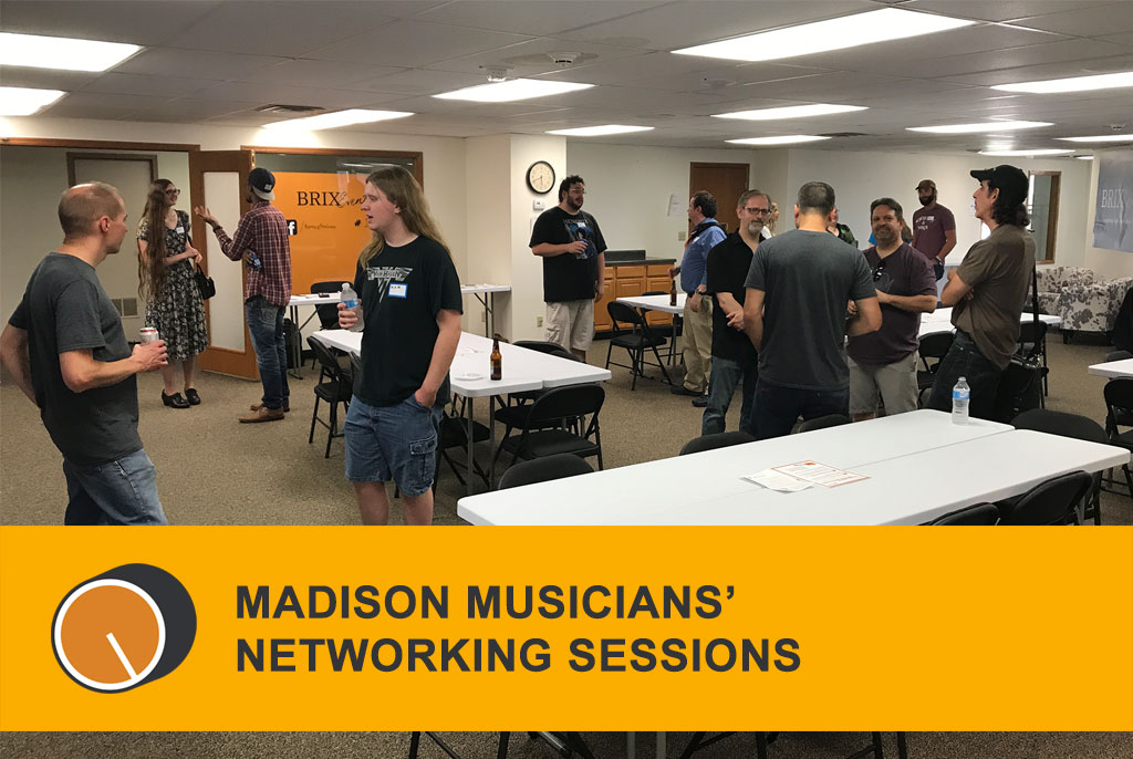 Madison Musicians' Networking Sessions Thumb 1024x686
