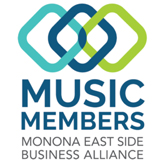 Monona East Side Business Alliance Music Members Program - Madison, Wisconsin