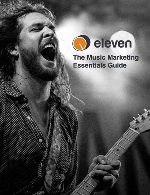 The Music Marketing Essentials Guide is free when you submit your assessment