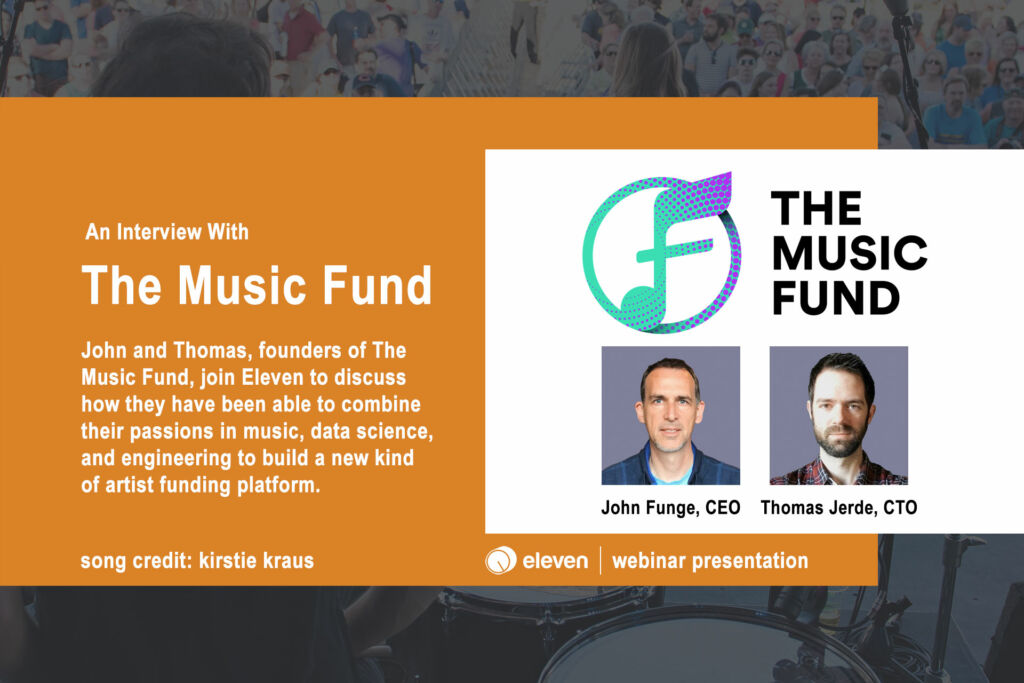 An Interview with The Music Fund